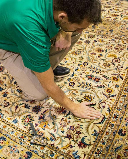 Professional Area and Oriental Rug Cleaning Savannah GA